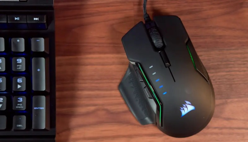 CORSAIR Glaive - RGB Gaming Mouse with K95