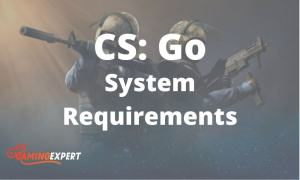 CS Go System Requirements