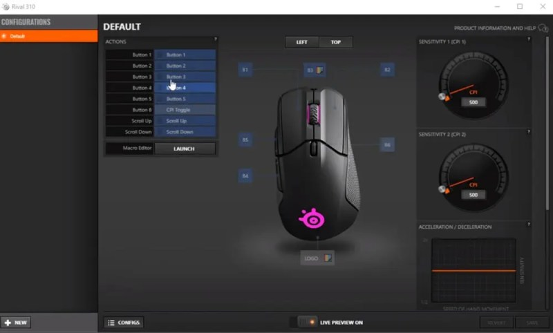 SteelSeries Rival 310 image (12)
