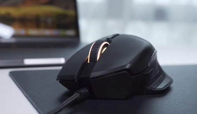 using Razer Basilisk while gaming