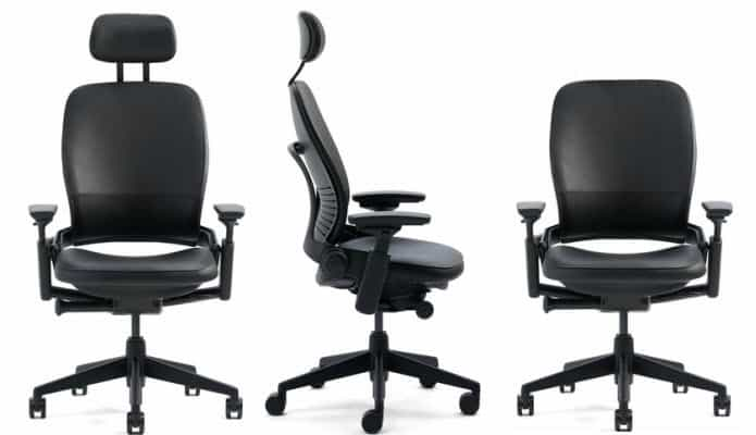 office chair amazon satin covers for sale the steelcase leap review - what you need to know