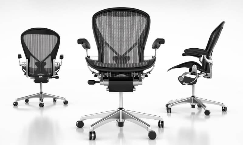 Herman Miller Aeron Review  Things You Need To Know