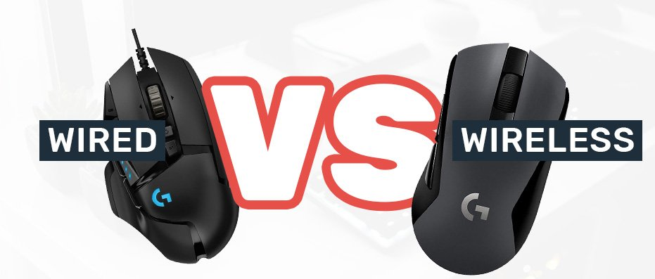Wired vs Wireless Mouse for Gaming