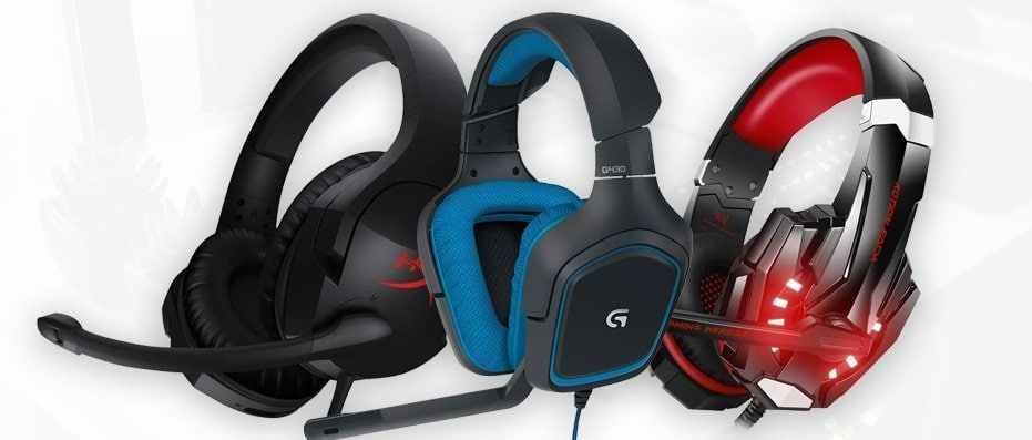 Buyer's Guide Budget Gaming Headphones