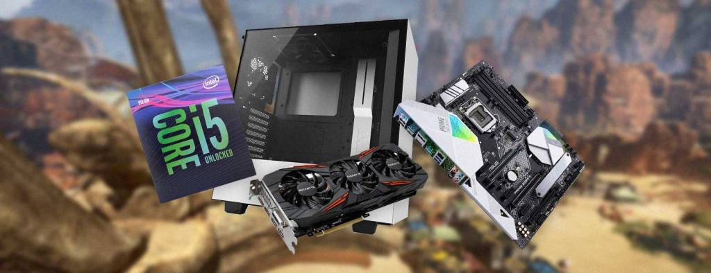 Gaming PC Build for Apex Legends