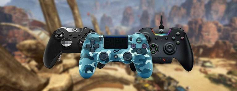 controllers for apex legends
