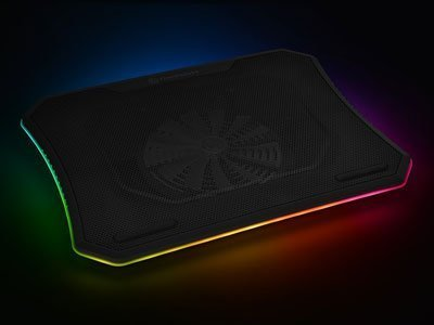 LED cooling pad laptop