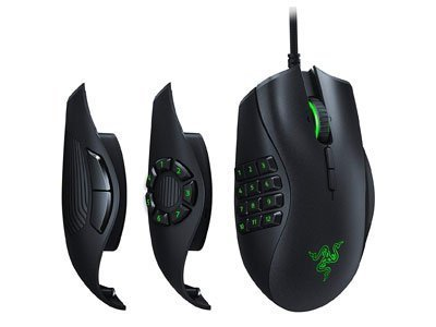 Interchangeable Side mm mouse