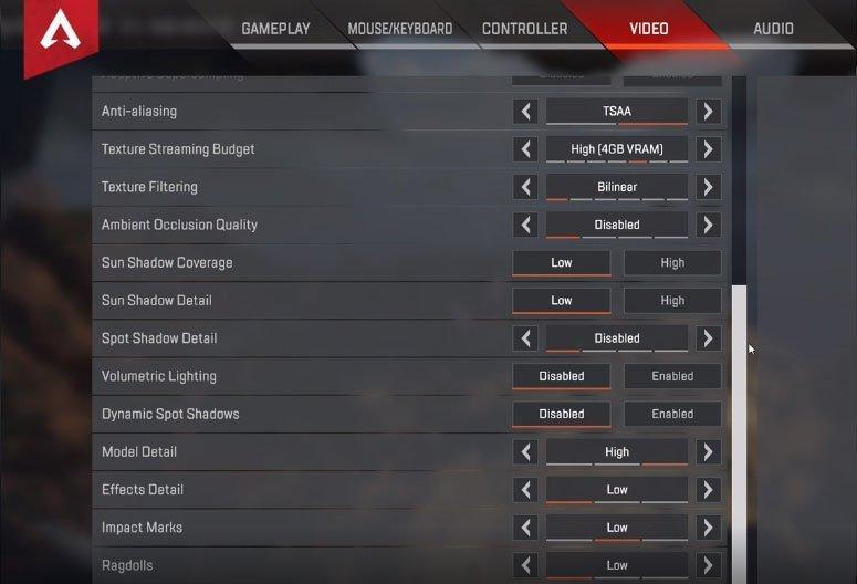 Stormen Apex Legends Video