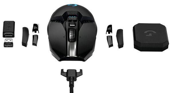 Logitech G900 comparison