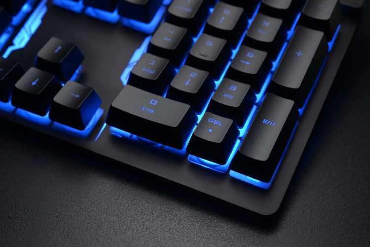 budget gaming keyboard backlit