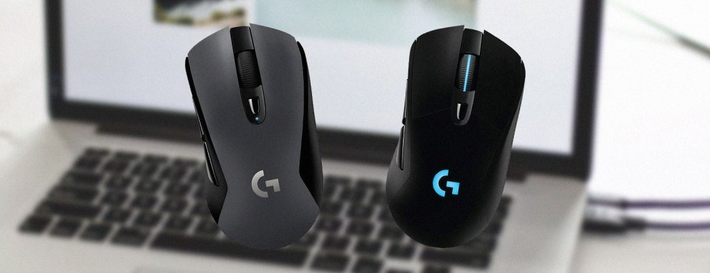 Logitech G603 vs G703 comparison