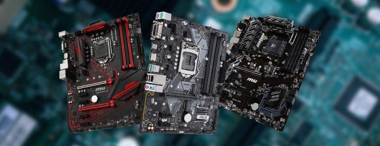 budget motherboards for intel amd
