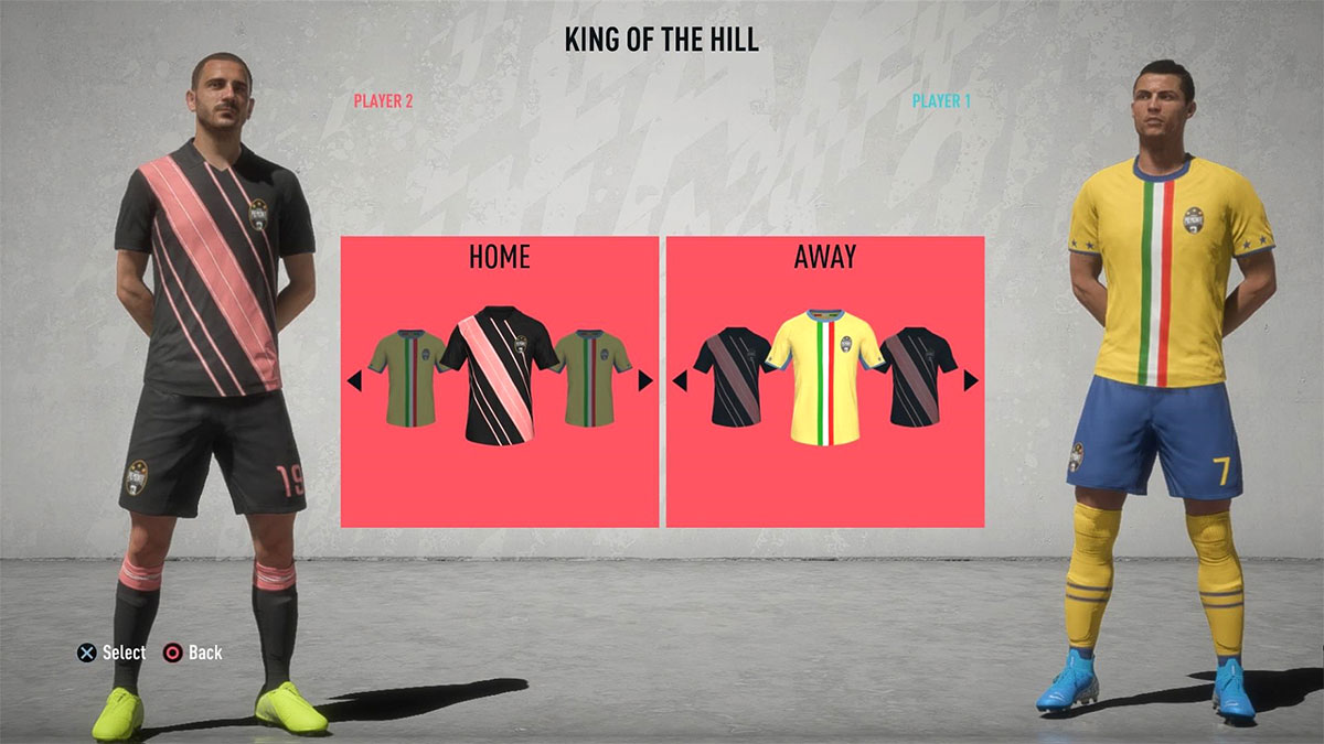 fifa 20 modes game play