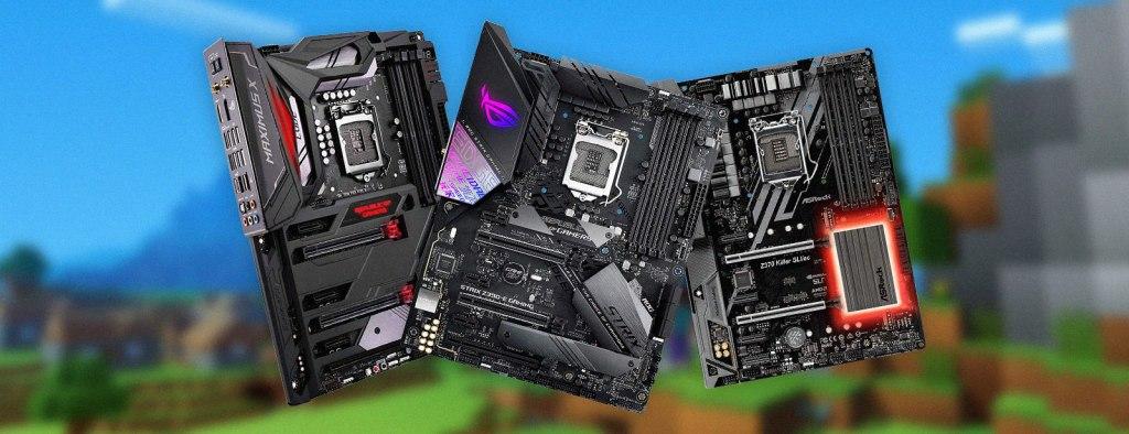 intel i7 8700k motherboards