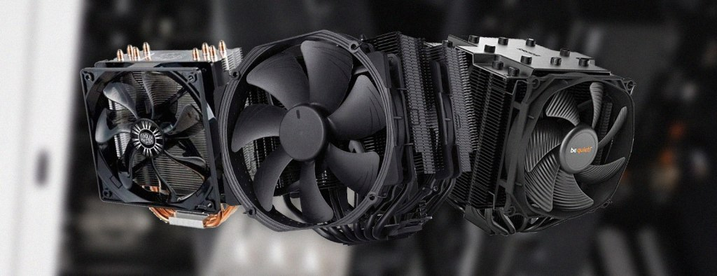 Air CPU Coolers for intel i5 8600k