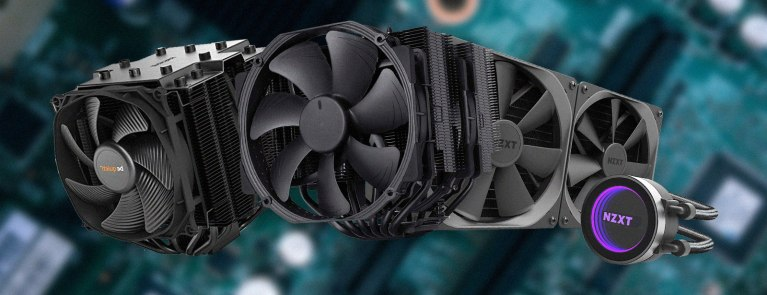 cpu Coolers for Ryzen 1700X