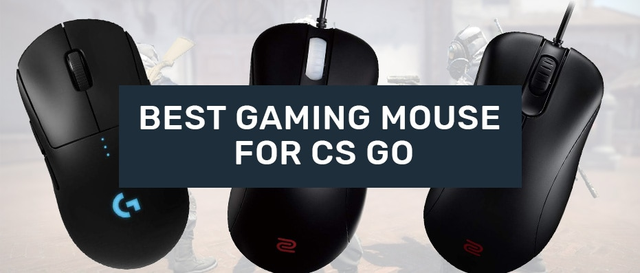 Best Gaming Mouse for cs go