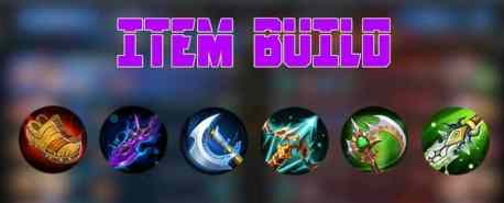 Mobile Legends Wanwan Item build 2
