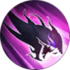 Mobile Legends Selena skill 2- Abyssal Arrows (ELVEN FORM)