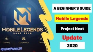 A Beginner's Guide to Mobile Legends Project Next Update 2020