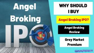 Why Should I Buy Angel Broking IPO? Read Everything about Angel Broking IPO 2020