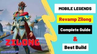 Mobile Legends Zilong Revamp Guide & Best Build