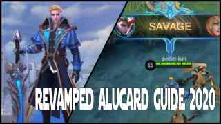 Mobile Legends Alucard Revamp Guide