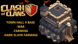 TH9 War Base 2020 | TH9 War Bases Anti Everything New Update 2020