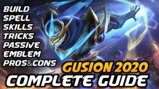 Mobile Legends Gusion Guide