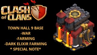 Best COC TH10 War Base 2020 | Townhall 10 base Layouts