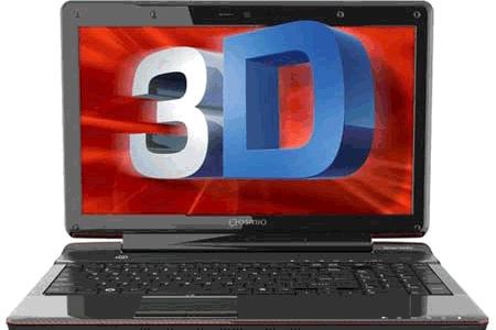 Toshiba Qosmio F755 3D
