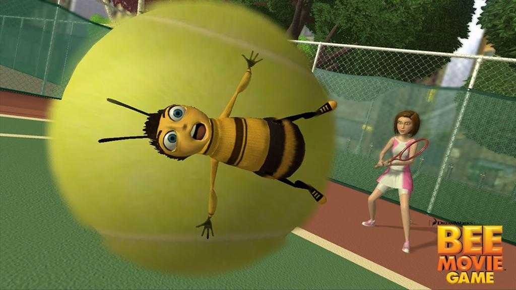 The Fall Movie Wallpaper Bee Movie Game Hands On Preview Gaming Nexus