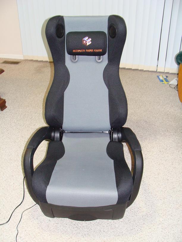 gaming chair review gel cushion renegade - nexus