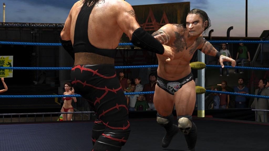 Lucha Libre AAA Heroes Del Ring Preview Gaming Nexus
