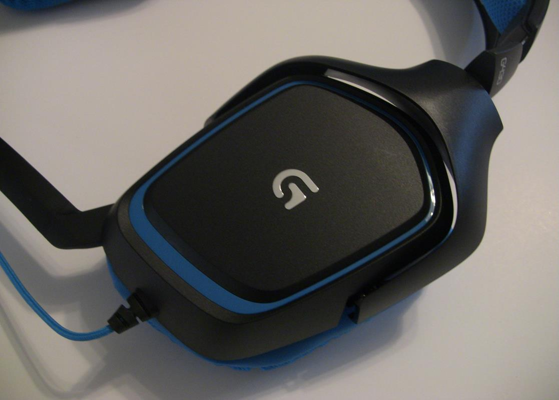 Logitech G430 Review  Gaming Nexus