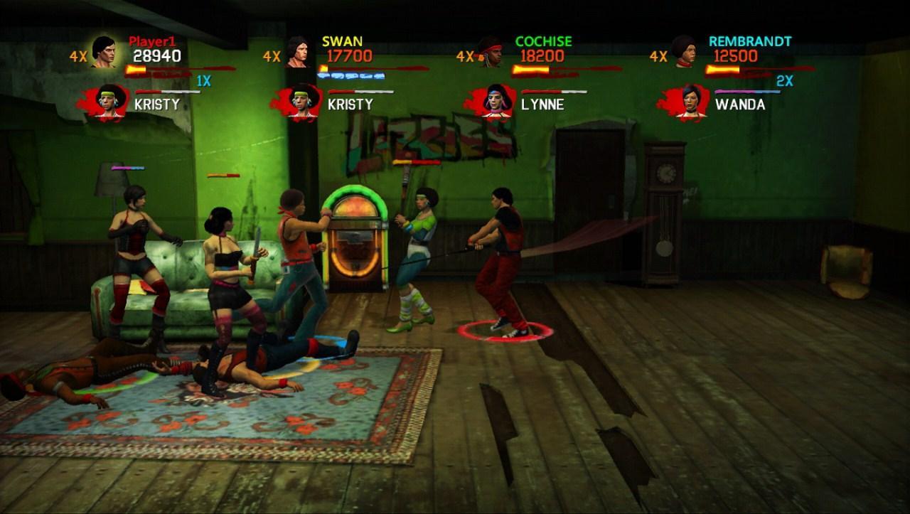 Wallpaper Falling Off The Warriors Street Brawl Review Gaming Nexus