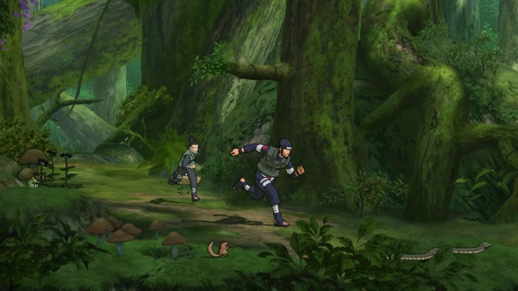 Naruto Shippuden Ultimate Ninja Storm 2 Review Gaming Nexus