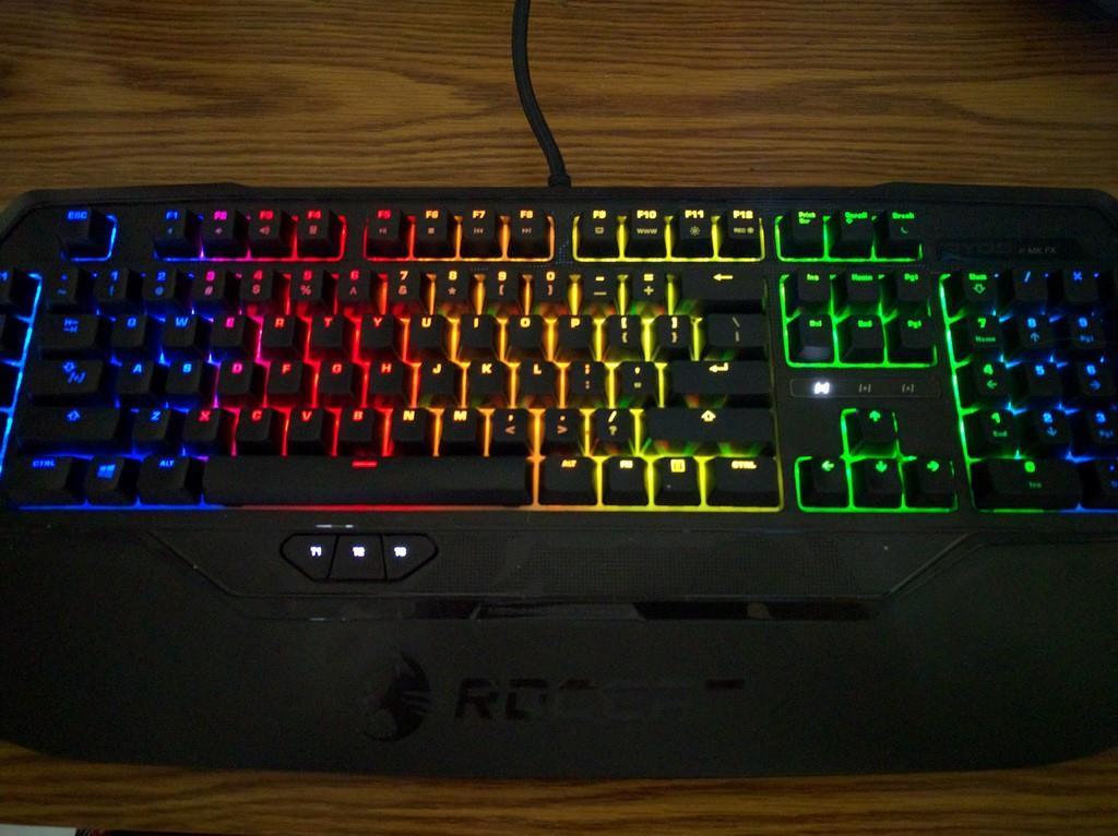 Roccat Ryos MK FX Review  Gaming Nexus