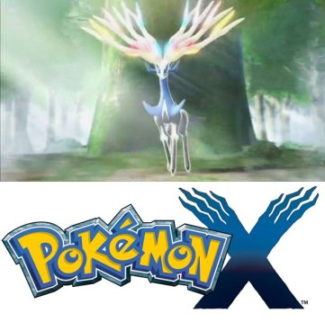 Pokemon X legendary - Xerneas