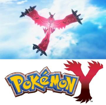 Pokemon Y Legendary - Yveltal