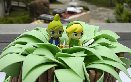 Windwaker cake