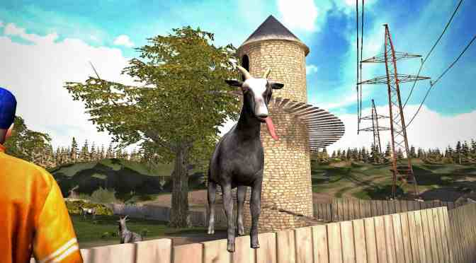 Goat Simulator: Free Through Amazon Underground
