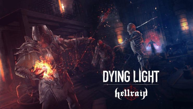 Techland continue expanding the Hellraid DLC as they try to improve reviews