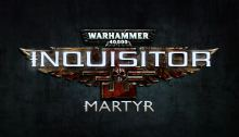 Warhammer 40.000 Inquisitor - Martyr logo