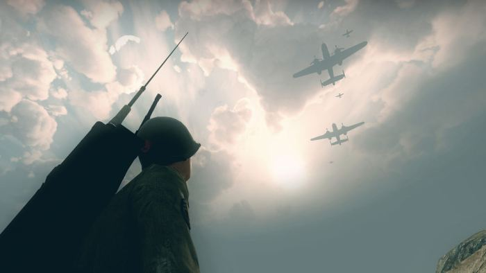 Day of Infamy air support