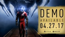 Prey PC demo
