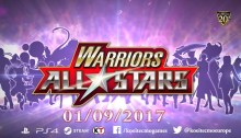 Warriors All-Stars PC release date