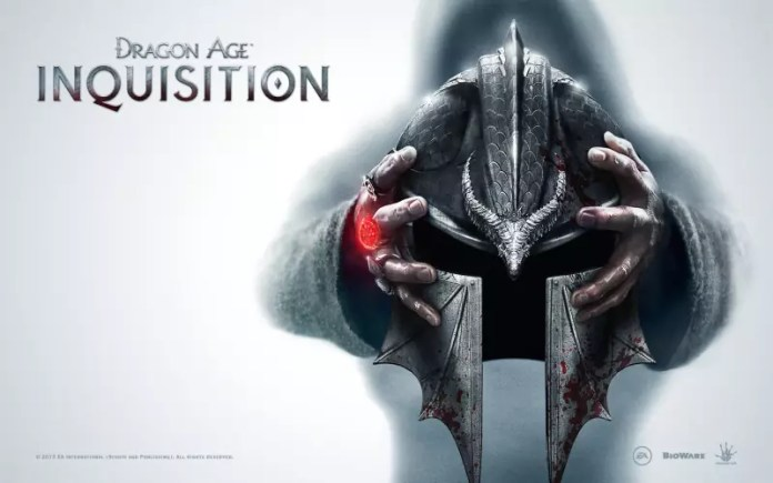 Copertina Dragon Age Inquisition