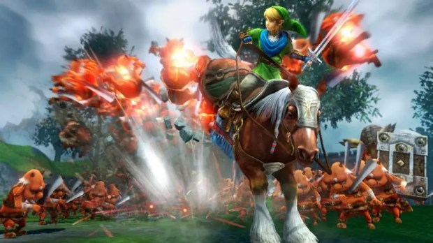 Epona Hyrule Warriors